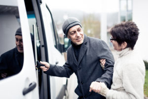 Home Care in Spokane Valley WA: Mobility Support Outside the Home