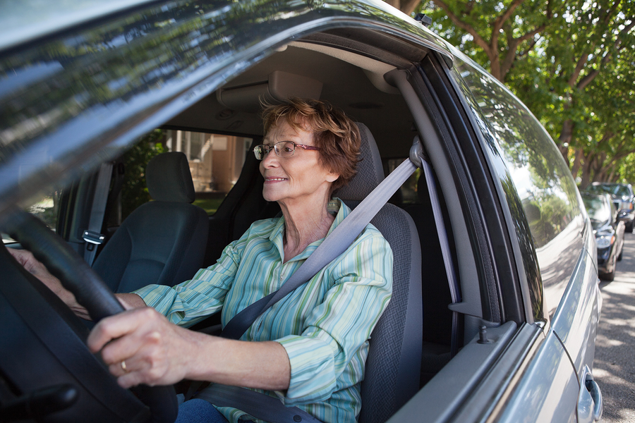 Senior Care in Spokane WA: Driving Safety