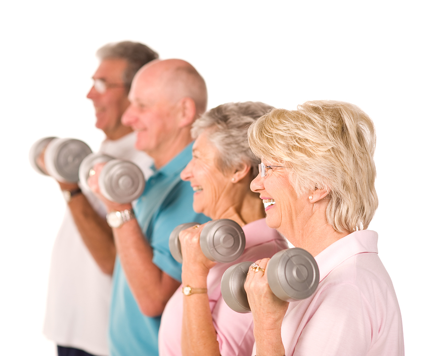 Senior Care Spokane Valley, WA: Strength Training and Diabetics